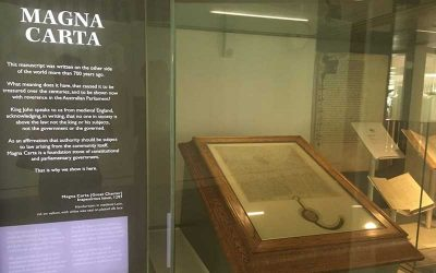 Magna Carta a gem on the Hill