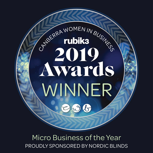 Logo winner micro business of the year 2019