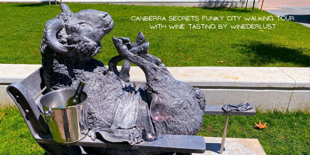 Funky City Walking Tour and Wine Tasting